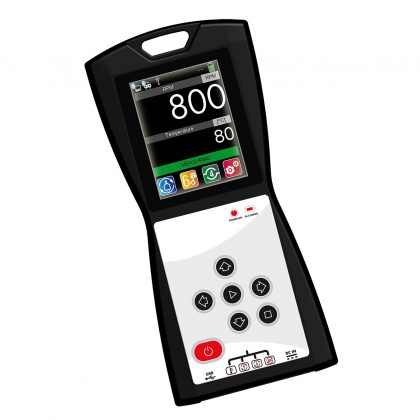 MGT 300 evo emissziómérő