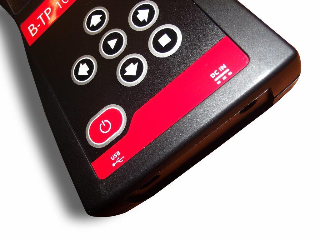 B-TP 1000 lágy gombok